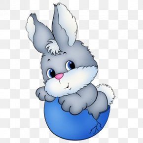 Easter Bunny - Easter Bunny Rabbit Desktop Wallpaper Clip Art PNG