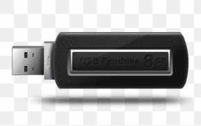 USB Pen Drive Icon - USB Flash Drive Icon PNG