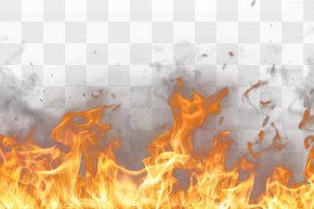 Burning Fire Decorative Material - Light Flame Fire Explosion PNG