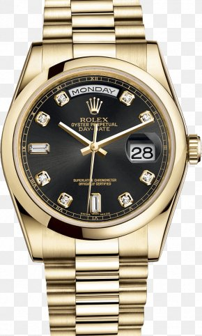 Wristwatch Image - Rolex Datejust Rolex GMT Master II Watch Rolex Day-Date PNG