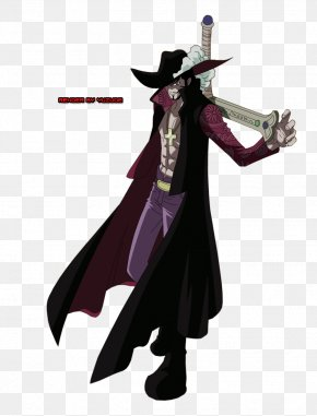 One Piece - Dracule Mihawk Roronoa Zoro Monkey D. Luffy One Piece: Pirate Warriors Shanks PNG