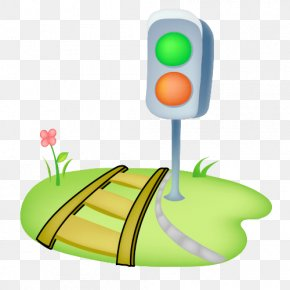 Cartoon Traffic Signs - Traffic Sign Traffic Light Clip Art PNG
