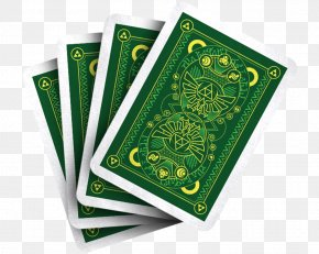 Card - Bicycle Playing Cards The Legend Of Zelda Game Standard 52-card Deck PNG