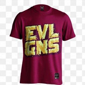 T-shirt - T-shirt Sleeve Clothing Sports Fan Jersey PNG
