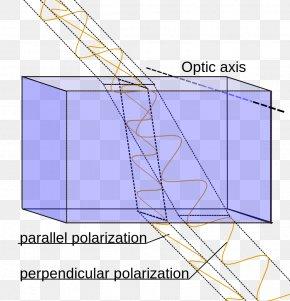 Polarized Light - Polarized Light Birefringence Crystal Ray PNG