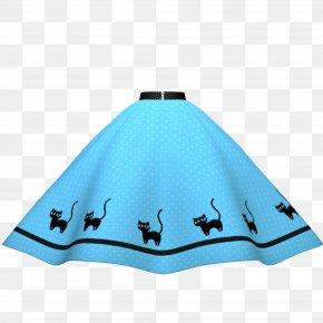 Clothes - Blue Aqua Turquoise Teal Azure PNG