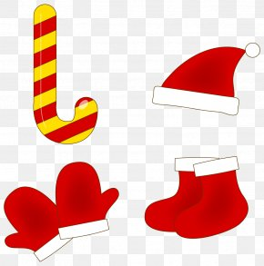 Christmas Dress Up - Christmas Stocking New Year Clip Art PNG