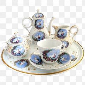 Teapot - Tea Set Teapot Porcelain Teacup PNG