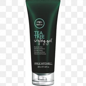 Hair Styling Tools - Hair Gel Hair Care Hair Styling Products John Paul Mitchell Systems Paul Mitchell Tea Tree Styling Gel PNG