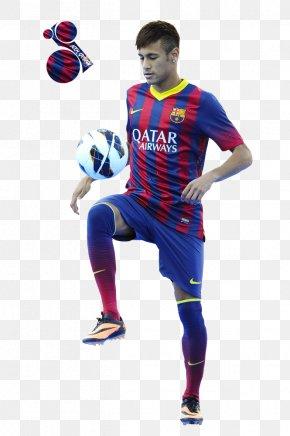 Neymar Art - FC Barcelona 2014 FIFA World Cup Brazil National Football Team Camp Nou PNG