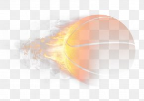 Basketball Flame Speed - Light Basketball Flame PNG