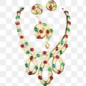 Emerald - Earring Cabochon Emerald Jewellery Costume Jewelry PNG