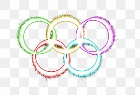 Olympic Rings - 2016 Summer Olympics Olympic Symbols Olympic Flame Rio De Janeiro PNG