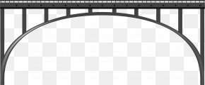 Vector Bridge Bridge - Bridge Euclidean Vector Illustration PNG