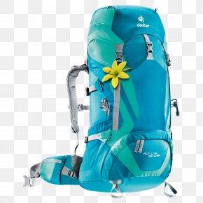 Backpack - Deuter ACT Lite 40 + 10 Deuter Sport Backpacking Hiking PNG