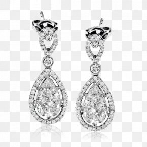 Jewellery - Earring Jewellery Diamond Gold Bling-bling PNG