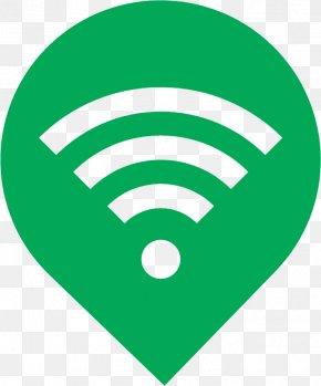 Free Wifi Icon - Wi-Fi Hotspot Sticker Icon PNG