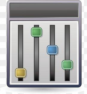 Tuning Board Vector Element - Euclidean Vector Icon PNG