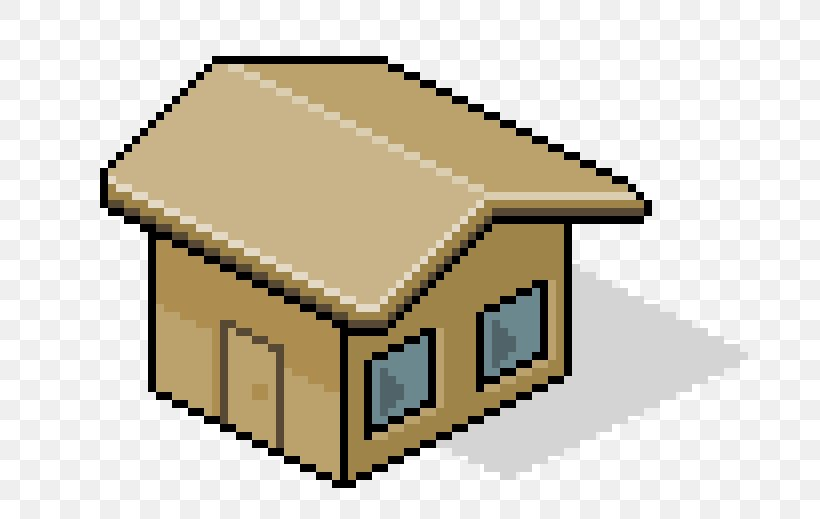 House Pixel Art Drawing Png 684x519px House Art Digital