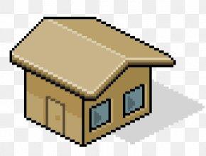 Pixel Art - House Pixel Art Drawing PNG