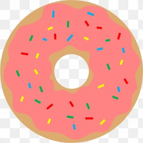 Watercolor Donut - Donuts Arnie The Doughnut National Doughnut Day Bakery Food PNG