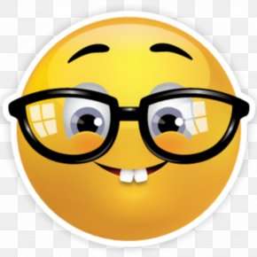 Sad Emoji - Emoji Nerd Emoticon Smiley Geek PNG