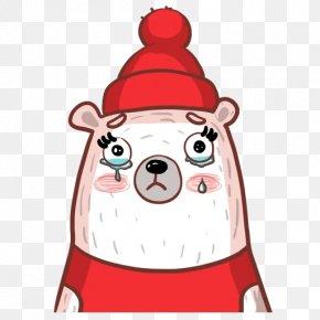 Santa Claus - Santa Claus Christmas Ornament Clip Art Illustration Hat PNG