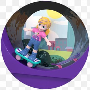 Toy - Polly Pocket Mattel Toy Barbie Playset PNG