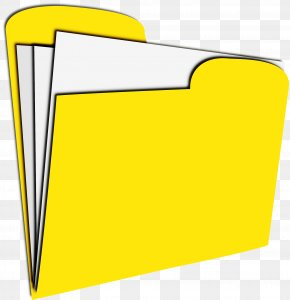 Rectangle Yellow - Yellow Line Rectangle PNG