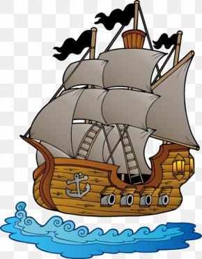 Les Bateaux Touristiques - Clip Art: Transportation Ship Vector Graphics Illustration PNG