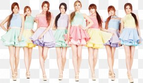 After School - After School Lady Luck/Dilly Dally K-pop PNG