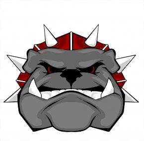 Bulldog Logo - Bulldog War Robots Clip Art PNG