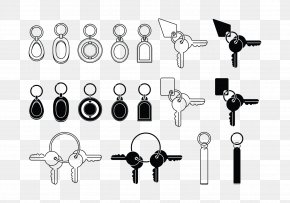 Chain Vector - Key Chains PNG