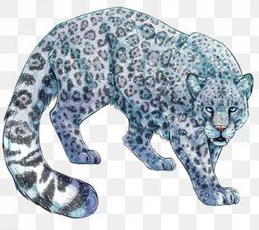 Leopard - Snow Leopard Jaguar Ocelot Tiger PNG