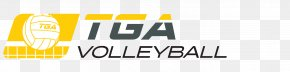 Franchise Cooperation - Volleyball Team Sport Logo Brand PNG