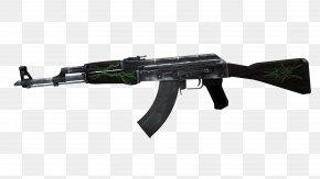 Ak 47 - Counter-Strike: Global Offensive AK-47 M4 Carbine Weapon Gun PNG