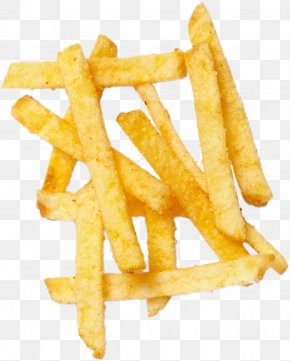 French Fries - French Fries Deep Frying Junk Food PNG