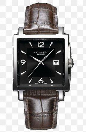 Watch - Hamilton Watch Company Fender Jazzmaster ETA SA Automatic Watch PNG