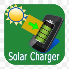 Android - Battery Charger Android Application Package Solar Charger Application Software PNG