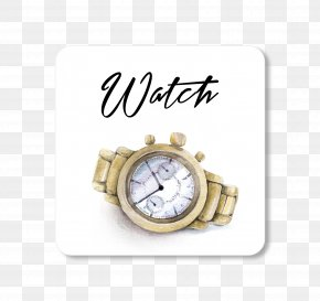 Watch - Watch Strap Clock PNG