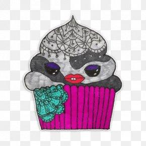 Muffin Queen - Sticker Muffin Fruitcake Telegram Drawing PNG
