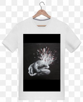 T-shirt - T-shirt Sleeve White Clothing Unisex PNG