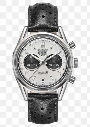 Watch - Automatic Watch TAG Heuer Chronograph Luxury Goods PNG