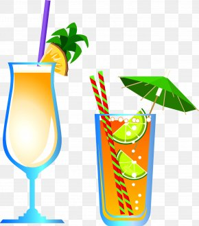 Cocktail - Cocktail Margarita Clip Art PNG