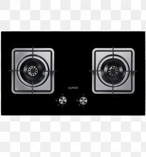 Supor Gas Stove QB506 - Gas Stove Natural Gas Supor Hearth Home Appliance PNG