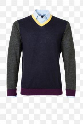 Wise Man - Merino Sweater T-shirt Sleeve Crew Neck PNG
