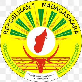 Madagascar Gloria - Seal Of Madagascar National Coat Of Arms Flag Of Madagascar PNG