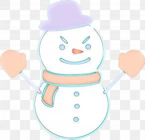 Snowman Cartoon - Snowman PNG