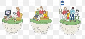 Creative Three-dimensional Space Model - Three-dimensional Space PNG