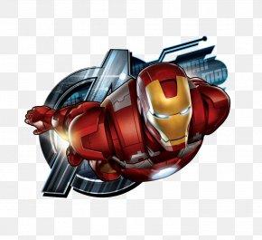 Fly, Brave Iron Man! - Iron Man Hulk Spider-Man Captain America Thor PNG
